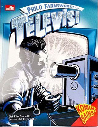 Buku Pengetahuan - Biografi Philo Farnsworth dan Televisi
