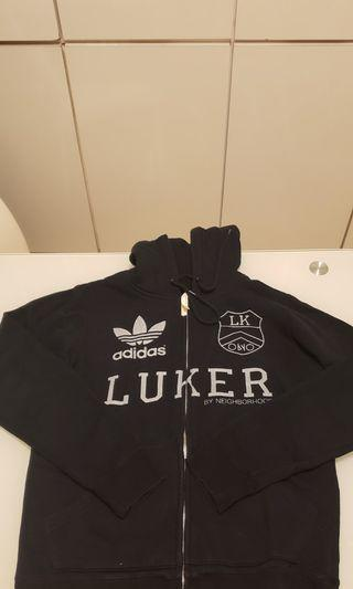 Adidas X Luker By Neighborhood hoodie size L