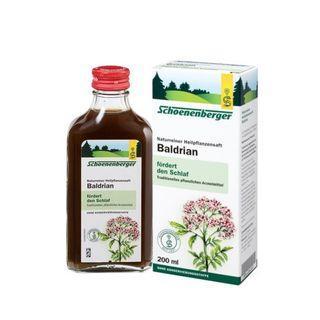 有機纈草純鮮壓汁 200ml 莎倫堡