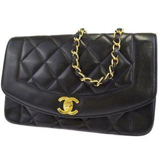 22cm Chanel Diana vintage bag
