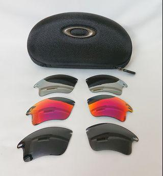 a234e9cec9f68 Oakley Polarized Replacement Lenses for Oakley Fast Jacket XL
