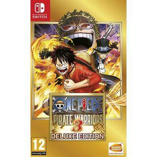 🚚 One Piece 3 (Nintendo Switch)