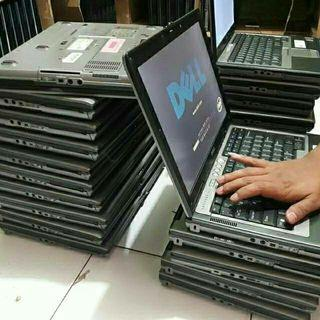 Laptop Dell Second Standar Murah
