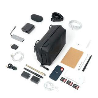NEW Peak Design Tech Pouch 2L Black (Lifetime Guarantee)