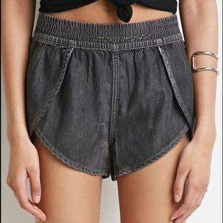 Tulip Front Shorts
