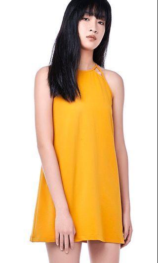 🚚 Editors Market Branwen Cut Out Dress