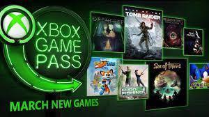 🚚 Xbox One Game Pass