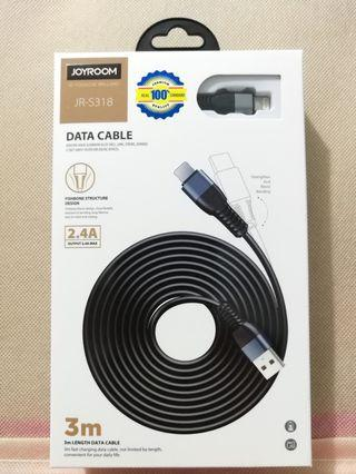 Apple Lightning Cable (3 Meter)