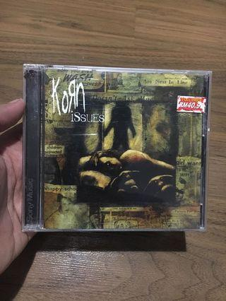 Korn Issues Album