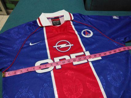 cfc158fdf96f Nike Original Paris PSG Home 96 97 Jersey