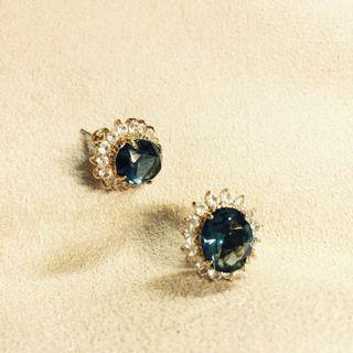 🚚 🎈美美的寶石耳環🗽美國尋寶貨 🆒👉👉👉特價‼️