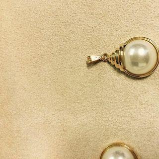 🚚 🎈美美的珍珠貝項鍊🗽美國尋寶貨 🆒👉👉👉特價‼️