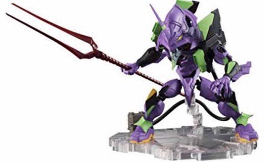 徽收 不同款式 全新/二手 nxedge style 主要為eva系列 ex-s Gundam 蒼白騎士 天元突破