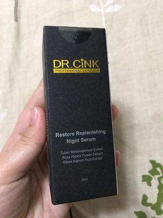 🚚 DR.CINK 午夜煥顏高效精華液 🆕