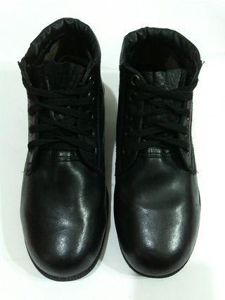 Sepatu Boots PDH TNI Moenus