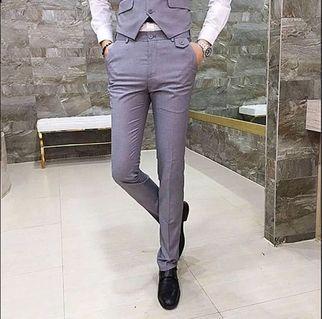 Light Grey Pants