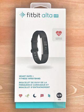 Fitbit Alta HR Monitor small black #SwapCA