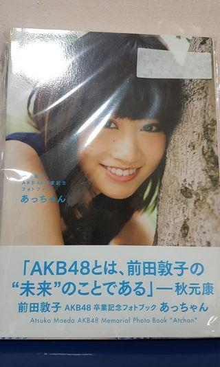 Japanese photobook: あっちゃん 前田敦子写真集 Acchan - Graduation photobook #EndGameYourExcess