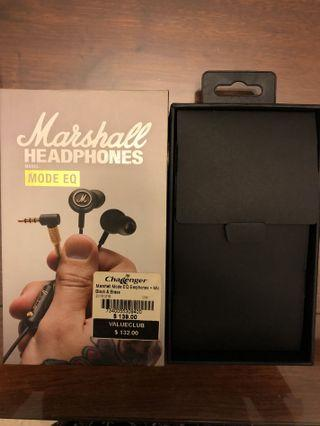 Marshall Mode EQ Earpiece