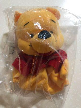 Winnie the Pooh 手偶公仔