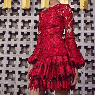 Full Crochet Dress