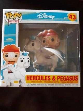 Funko POP Disney - Hercules & Pegasus (43)