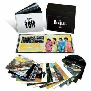 Beatles: Stereo Box Set [180 Gram Vinyl] [Reissue] [Box] by The Beatles 16-LP