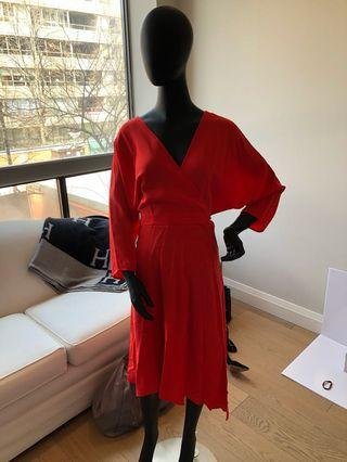 DIANE VON FURSTENBERG DRESS - SIZE M NEW