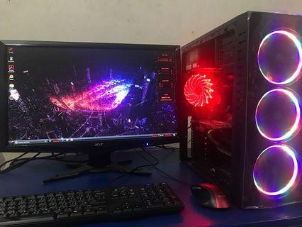 Complete Gaming Intel Core i5 3350P. 3rd Generations.