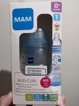 (NEW) Mam Milk Bottle