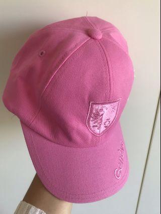 Rochat Geneva pink cap hat