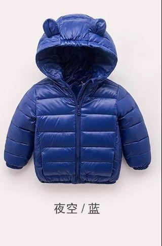 Baby winter jacket size 66