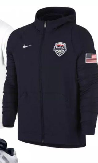 Usa dream team hoodie 外套 jordan yeezy foamposite