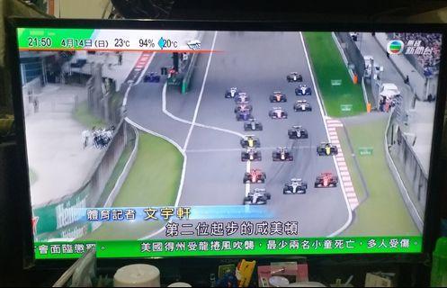 Konka 40寸電視連andriod盒子