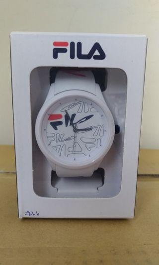 🚚 FILA手錶【阿里山路跑限量款】獨編:2226【只有一個】