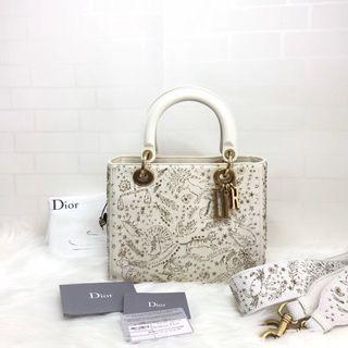 🌈⛄️New Almost Limited Edition Super Gorgeous Lady Dior M