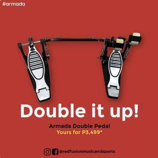 Armada Double Pedal