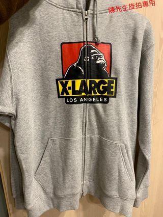 絕版品 全新聯名款 X-LARGE x Disney 米奇 帽夾 重磅 比Bape supreme