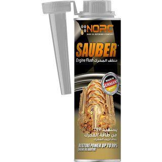 Norc Sauber Engine Flush