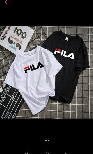 [PO] Fila Oversized T-Shirt Men's/Women's