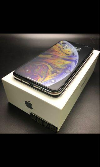 🚚 iPhone xs max 64g silver white warranty to 2019/9/29 boxed accessories complete replacement priority priority