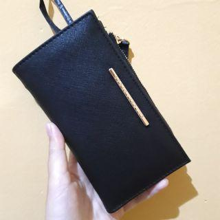 Stradivarius Embossed Wallet