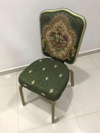 🚚 Ballroom Chair Antique Embroidery