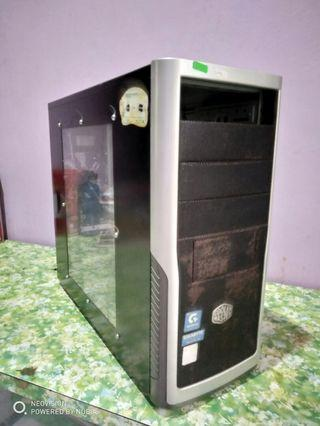 Desktop PC and Parts (CPU, RAM, PSU, Casing/Chassis and GPU)