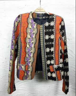 🚚 Crop Jacket