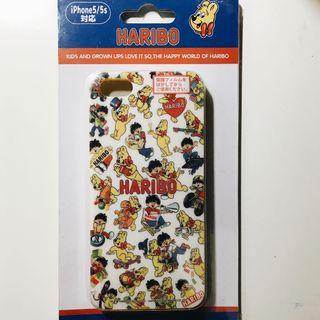 Haribo Gummy Bear 熊仔糖 iPhone Case 100% new