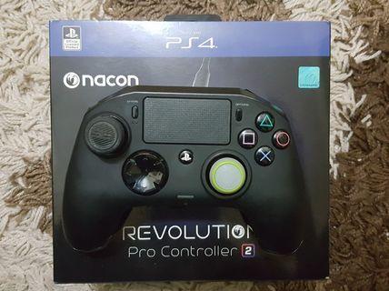 Ps4 nacon pro controller 2