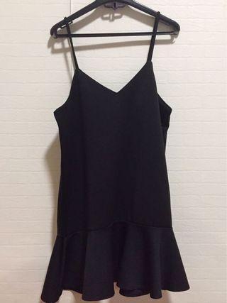 black dress(mini)