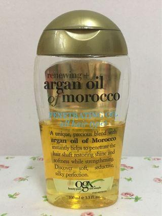 OGX Moroccan Argan Oil Hair Treatment