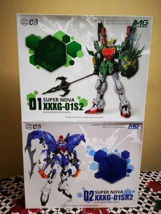 Transformers - gundam
